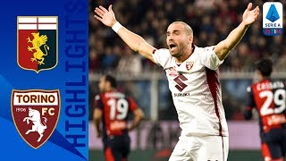 Genoa 0-1 Torino | Visitors Victorious Despite Late Red Card | Serie A
