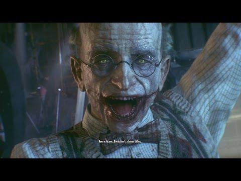 Batman Arkham Knight The New Joker?