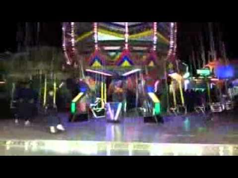 Giostra calcinculo a catene youtube for Giostra a catene