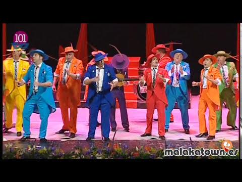 Comparsa, Los Seductores  Gran Final Carnaval Málaga 2013