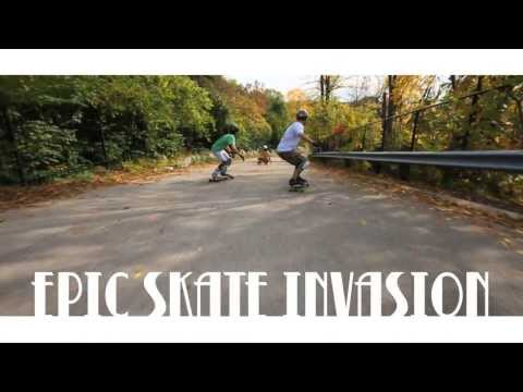 Bombora - Epic Skate Invasion