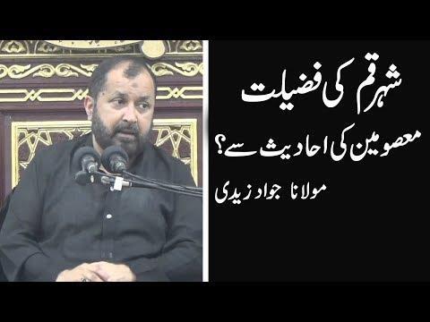 Shehr Qom Ki Fazilat Ahadees Masoomeen A.S Me ? Maulana Jawwad Zaidi