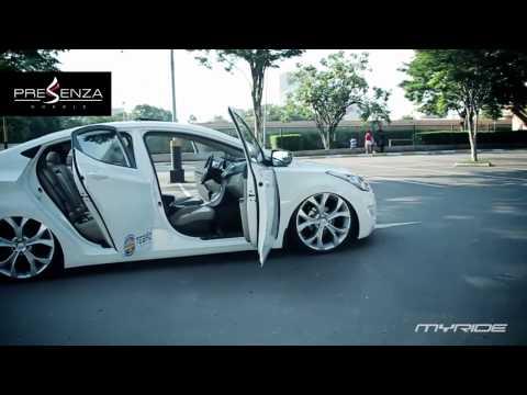 MyRide - Elantra com rodas aro 20