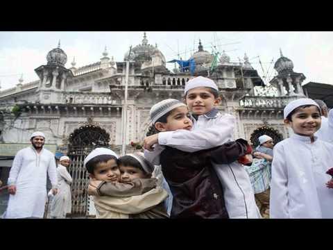 Manqabat Fasl-e-gul Hai Ab Jahan - Meer Hasan Meer video