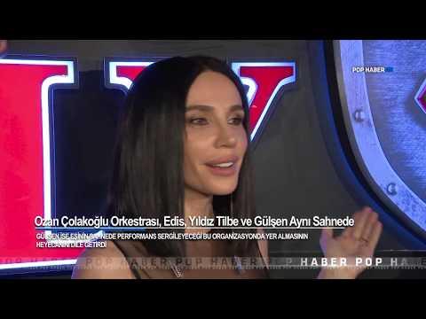 Ozan Çolakoğlu Orkestrası, Edis, Yıldız Tilbe ve Gülşen Aynı Sahnede