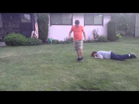 Fat Fuck Gets Flipped video