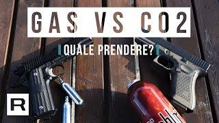 Pistole Green Gas VS CO2   Quale Prendere?