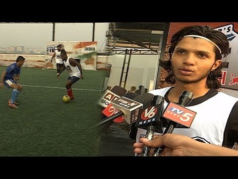 Soccer Joga Bonito Mumbai Are India's Five A Side FootBall || Red Bull | TV5 News