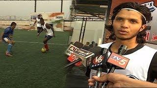Soccer Joga Bonito Mumbai are Indias Five a side FootBall || Red Bull | TV5 News