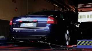 RS6 4B 6speed VL stage 1 Dyno 2s Perfomance