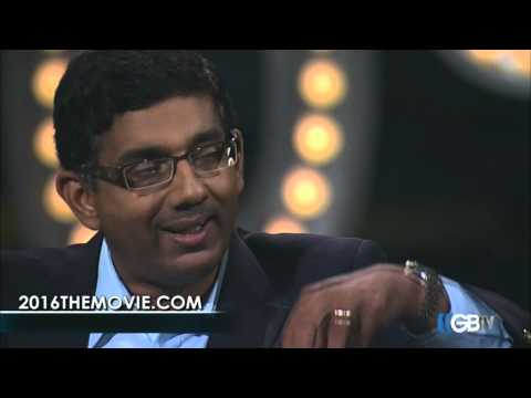 2016: OBAMA'S AMERICA Dinesh D'Souza's Movie with Glenn Beck on GBTV