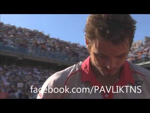 Stanislas Wawrinka FINAL Interview Roland Garros 2015