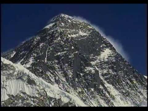 Hillary Climbs Everest, 1953