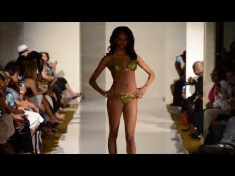 Tease Swimwear Showcase At Passion For Fashion Swimwear Show In NYC