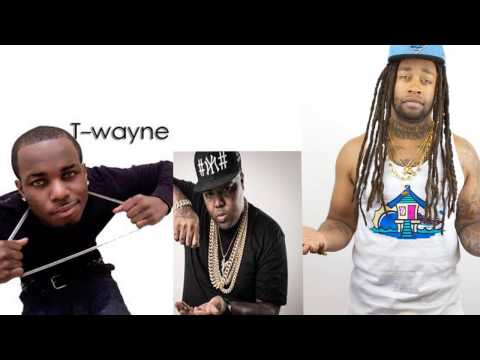 T-Wayne - Nasty Freestyle (Music) MP3 Download