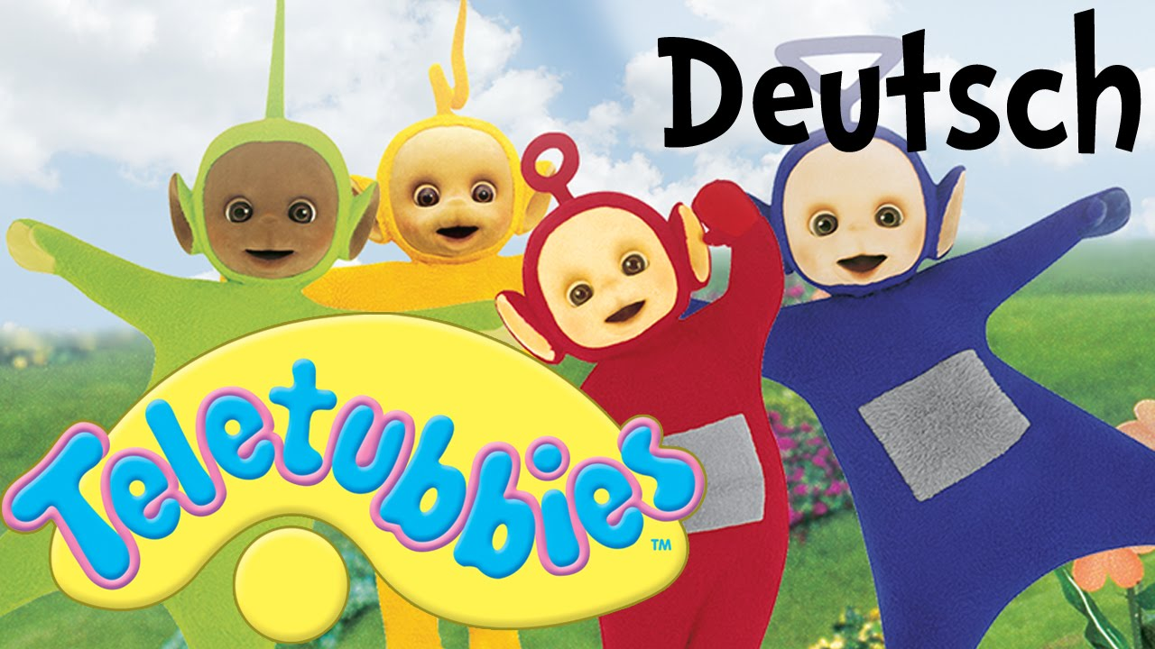 teletubbies auf deutsch komplette folge die nummer eins youtube. Black Bedroom Furniture Sets. Home Design Ideas