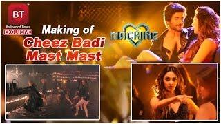 download lagu On The Sets Of Tu Cheez Badi Hai Mast gratis
