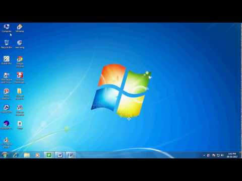 How to install Hindi Fonts in Windows 7.avi
