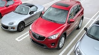2015 Mazda CX-5 - Soul Of A Sports Car Commercial