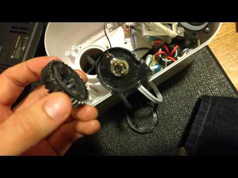 How to fix TaoTronics Ultrasonic Humidifier Noisy Fan fix Loud Fan fix