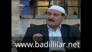 Abdulkadir Badıllı Ağabey TRT 6'te Üstadı Anlatıyor(1) badillilar.net