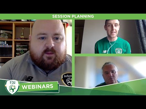 Coach Education Webinar | Session Planning
