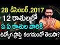 download Online Telugu Rasi Phalithalu 28th December 2017   Online Jathakam   Free Jyothisham   28-12-2017