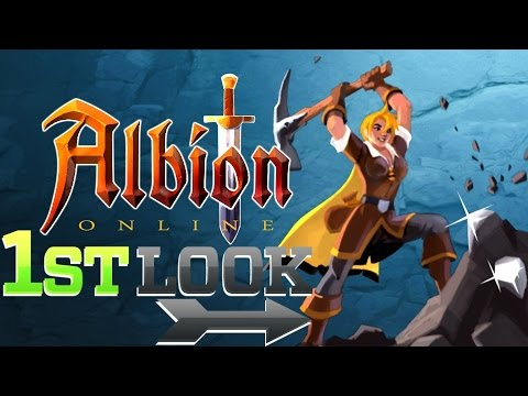 Albion Online - First Look
