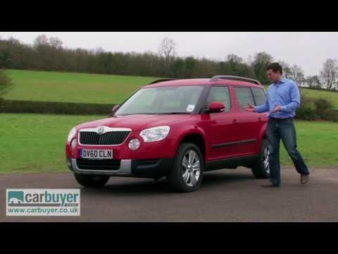 Skoda Yeti SUV (2009-2013) review - CarBuyer