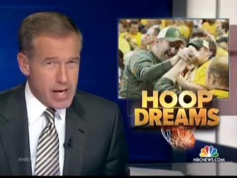 NBC Nightly News Feature on UD School Spirit