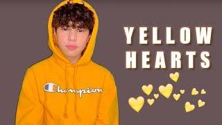 Download lagu Yellow Hearts - Ant Saunders   Christian Lalama