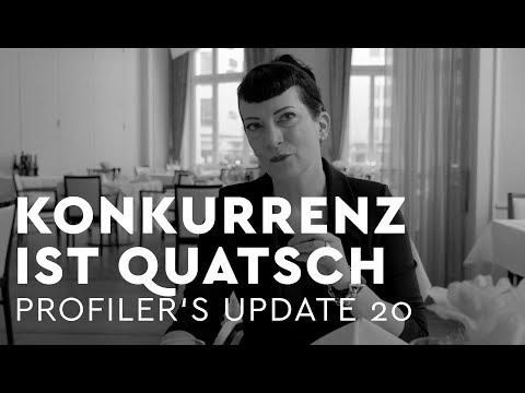 Konkurrenz ist Quatsch - Profiler's Update 20