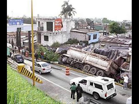 Accidentes camioneros en México
