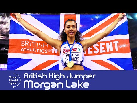 Athletics   Morgan Lake on Trans World Sport   Rising Star