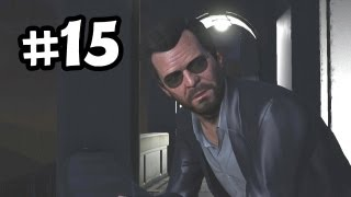 Grand Theft Auto 5 Part 15 Walkthrough Gameplay - Dead Man Walking - GTA V Lets Play Playthrough