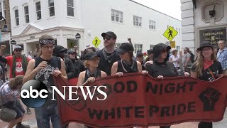 White nationalist groups, counterprotesters to descend on Washington