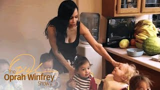 """""""Octomom"""" on the Everyday Chaos of Caring for 14 Children 