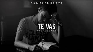 Te Vas - Instrumental De Rap Triste 2019 (Piano Sad) // Prod By Zampler Beatz Ft S h Z Beatz