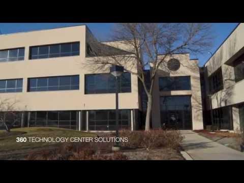 360 TCS Colocation Data Center Tour