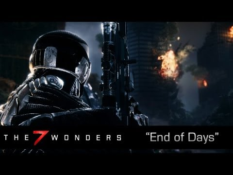 The 7 Wonders of Crysis 3 - Final Episode: