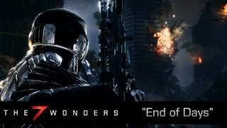 The 7 Wonders of Crysis 3 - Final Episode_ End of Days