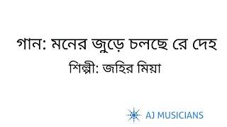 Moner Jore Cholse Deho Unplugged By Johir Miah