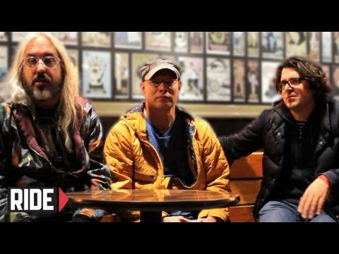 Dinosaur Jr. with Henry Rollins on Skateboarding and Music - Hand In Hand