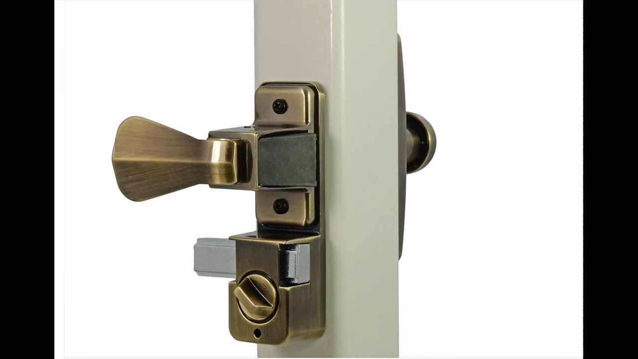 Storm Door Mortise Lock Handle Sets All About Doors And Satukisfo