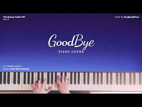 """뷰티인사이드The Beauty Inside OST Red Velvet (웬디) """"Good Bye"""" │Piano Cover 피아노 커버"""