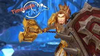 Timewalk & Talk - Weihnachten, Kooperation & Beste Sets  - World of Warcraft