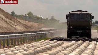 🔴Russian military vehicles in action. New weapons
