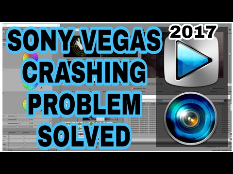 Sony Vegas pro 11/12/13/14 Rendering Problems Freeze and Stopped [SOLUTION]