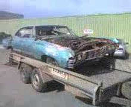 Old Chevy's Never Die!!
