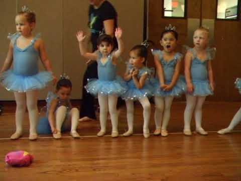 Nina's Ballet recital part 2
